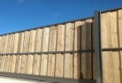 Albert Park SA Lap and cap timber fencing 1