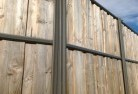 Albert Park SA Lap and cap timber fencing 2