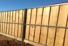 Albert Park SA Lap and cap timber fencing 4